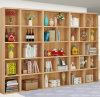 Modern design Book Cabinet with Melamine Material