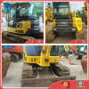 Mini Crawler Original-Paint Japan-Make 0.1~0.5cbm/5000kg Hydraulic Used Komatsu PC55mr Excavator