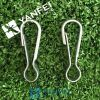 10mm No Eye Spring Clip Hook