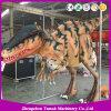 Realistic Raptor Walking Dinosaur Suit Animatronic Adult Robotic Dinosaur Costume