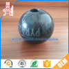 Pet Dog Toy Rubber Ball with Rope Treat Hole / Pet Kids Toy Rubber Bouncing Ball