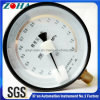 Precision Bourdon Tube Pressure Gauges with Accuracy 0.4%