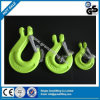Forged Alloy with Latch G100 Clevis Chain Hook