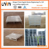 Customized Discount Heavy Duty Durable Warehouse Storage Steel Metal Stackable Pallet