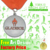 Wholesale Brooch Basketball School Custom Made Clip Case Medal with No MOQ