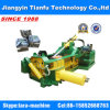 125t Aluminum Baler Steel Scrap Bale Making Machine