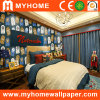 Hot Sale Modern Wall Panel Vinyl Wallpaper 2016 (400805)