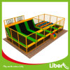 Customized Indoor Playing Park Trampoline Bungee Jumping