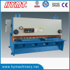 QC12Y-20X3200 steel Plate Cutting Machine/hydraulic shearing machine
