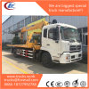 5t Dongfeng Light Boom Cargo Truck Loader Telescopic Crane Truck