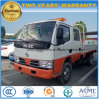 Small 4X2 Practical 5 T Dump Truck Crew Cab 5 Tons Tipper Cargo Truck