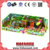 Candy Theme Soft Indoor Playground with Tube Slide