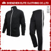 High Quality Customised Black Tracksuit Sportswear (ELTTI-1)