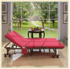 Luxury Metal Hotel Spring Extra Bed/ Portable Folding Bed