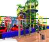 Kids Jungle Themed Indoor Playground for Sale