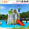Kids Play Area Plastic Outdoor Playground Equipment