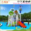 Kids Play Area Plastic Outdoor Playground Equipment