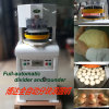 Continuous Bun Dough Divider and Rounder Machine