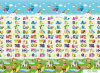 Baby Play Mat Stitching Style Lock Safety Material Practice Crawling for Baby 08c2