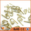 Steel Decorative Fitting Shower Curtain Hook Rings Clips