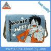 Men Boys Cartoon Canvas Sports iPad School Shoulder Messenger Bag