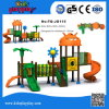 Children Robot Series Outdoor Playground Slide and Equipment