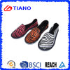 Zebra Stripes Casual Outdoor Canvas Shoes (TNK35333)