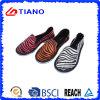 Zebra Stripes Casual Outdoor Canvas Shoes (TNK35333)
