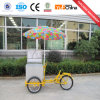 Good Quality Mobile Food Truck / Ice Cream Push Cart Price