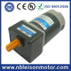 40 Watt Electric 12 Volt 24 Volt 90 Volt DC Motor with Gearbox