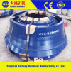 High Manganese Steel Casting Crusher Spare Bowl Liner
