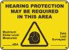 Lexan Polycarbonate PC Warning Signs