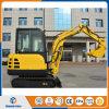 China 800kg Digger Mini 2200kg Garden Excavator
