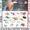 Temporary Body Tattoo Sticker for Kids (cg083)