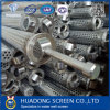 AISI 304 Drill Pipe Screen/Perforated Hole Screen for Oil Well