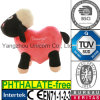 CE Soft Stuffed Animal with Heart Plush Toy Sheep