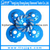 Turbo Type Diamond Cup Wheel for Polishing
