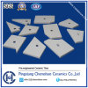 Custom-Made Calcined Alumina Engineered Ceramics Weldable Tiles Supplier