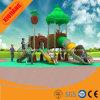 Children's Favorite Playground Equipment with Plastic Slide