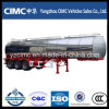 Tri-Axle Oil Tanker Trailers/60000 Liters Fuel Tank Semi Trailer/Gasoline Transport Tank Trailer