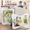 Wholesale 7 Inch European Plating Photo Frame
