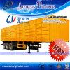 Van Type Bulk Cargo Transport Semi Trailer for Sale