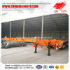 Skeleton Semi Trailer with High Tensile Carbon Steel Material