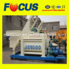 Forced Type Concrete Mixer, Js1000 Twin Shaft Concrete Mixer