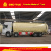 Sinotruk HOWO 8X4 Powder Material Transport Truck