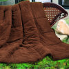 Cotton Corduroy Coffee Colour Quilting Cover