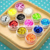 1mm Sexangle Nail Glitter Dazzling