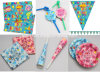 Party Paper Assorted Napkin & Plates (DA003)