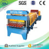 Ce Standard Color Coated Steel Tile Roof Roll Forming Machine