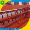 Poultry Farming Motor Driven Compost Turner for Large Capacity